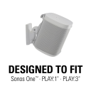 WSWM21 Designed to fit SONOS One, PLAY:1, PLAY:3