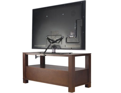 ELM701 Black Back TV