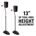 HTB3 height adjustment