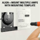 WSSCAM1 Align and mount multiple amps