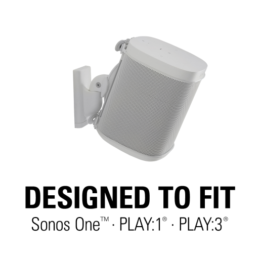 WSWM22 Designed to fit SONOS One, PLAY:1, PLAY:3